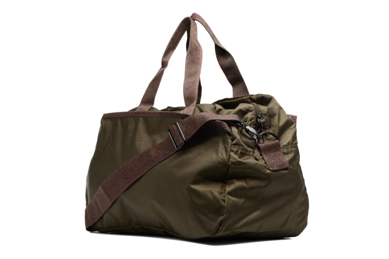 Sacs de sport Bensimon Sport Bag Vert vue droite