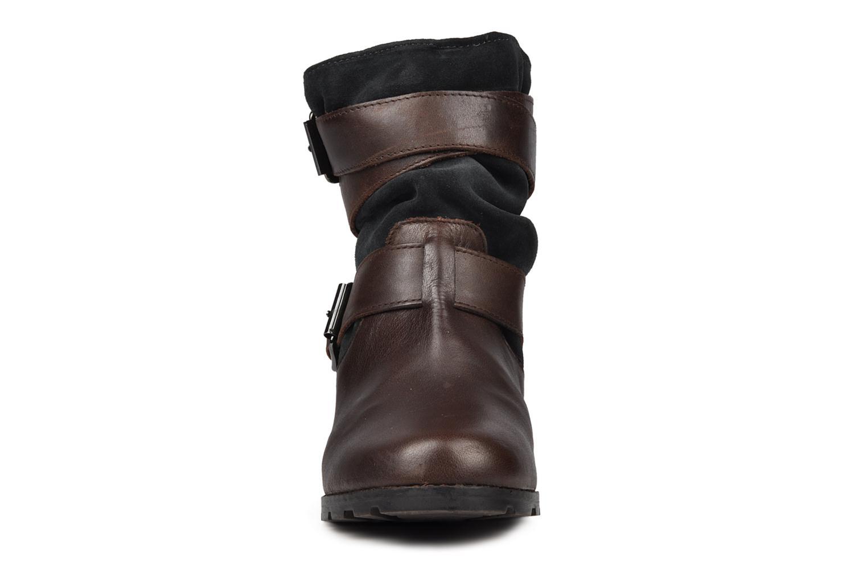 Bottines et boots Mellow Yellow Miniitoss Marron vue portées chaussures