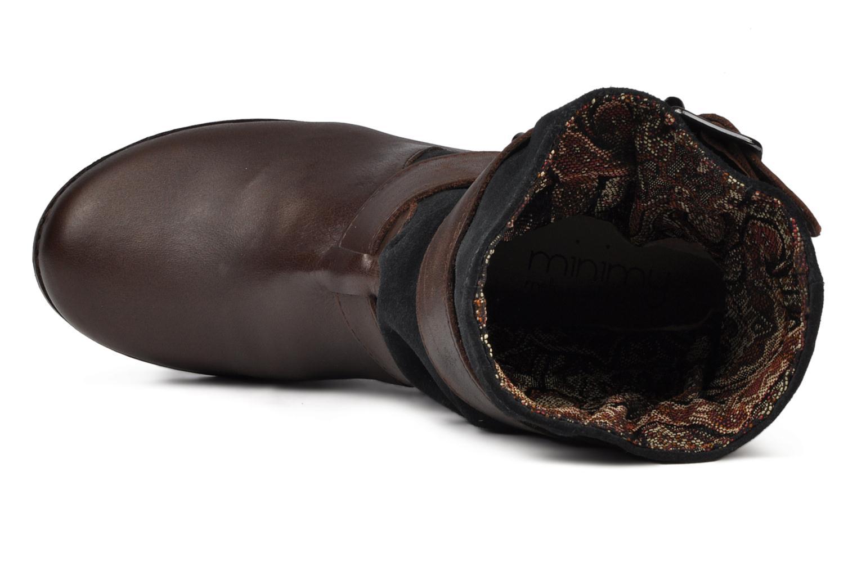 Stiefeletten & Boots Mellow Yellow Miniitoss braun ansicht von links