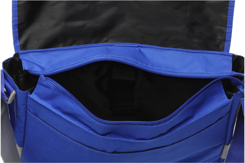 Porta PC Converse Messenger Bag Azzurro immagine posteriore