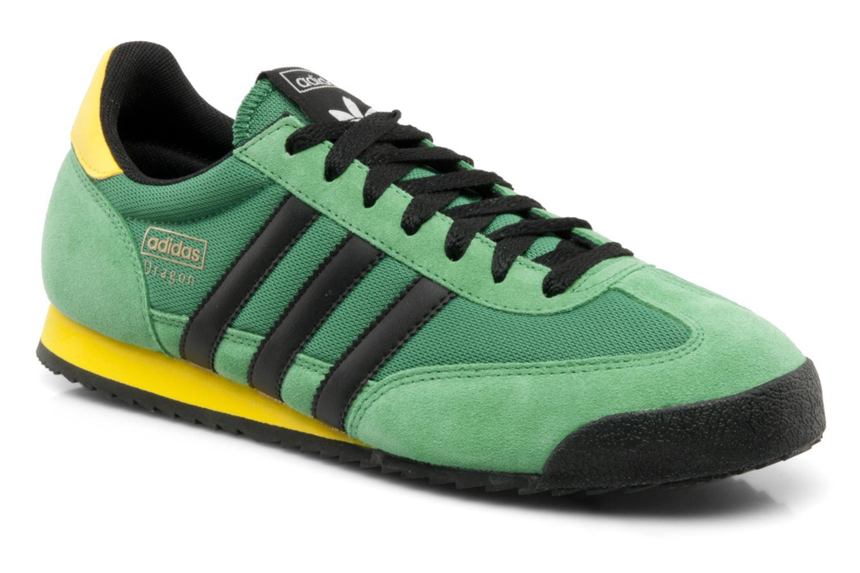 Adidas Dragon verde