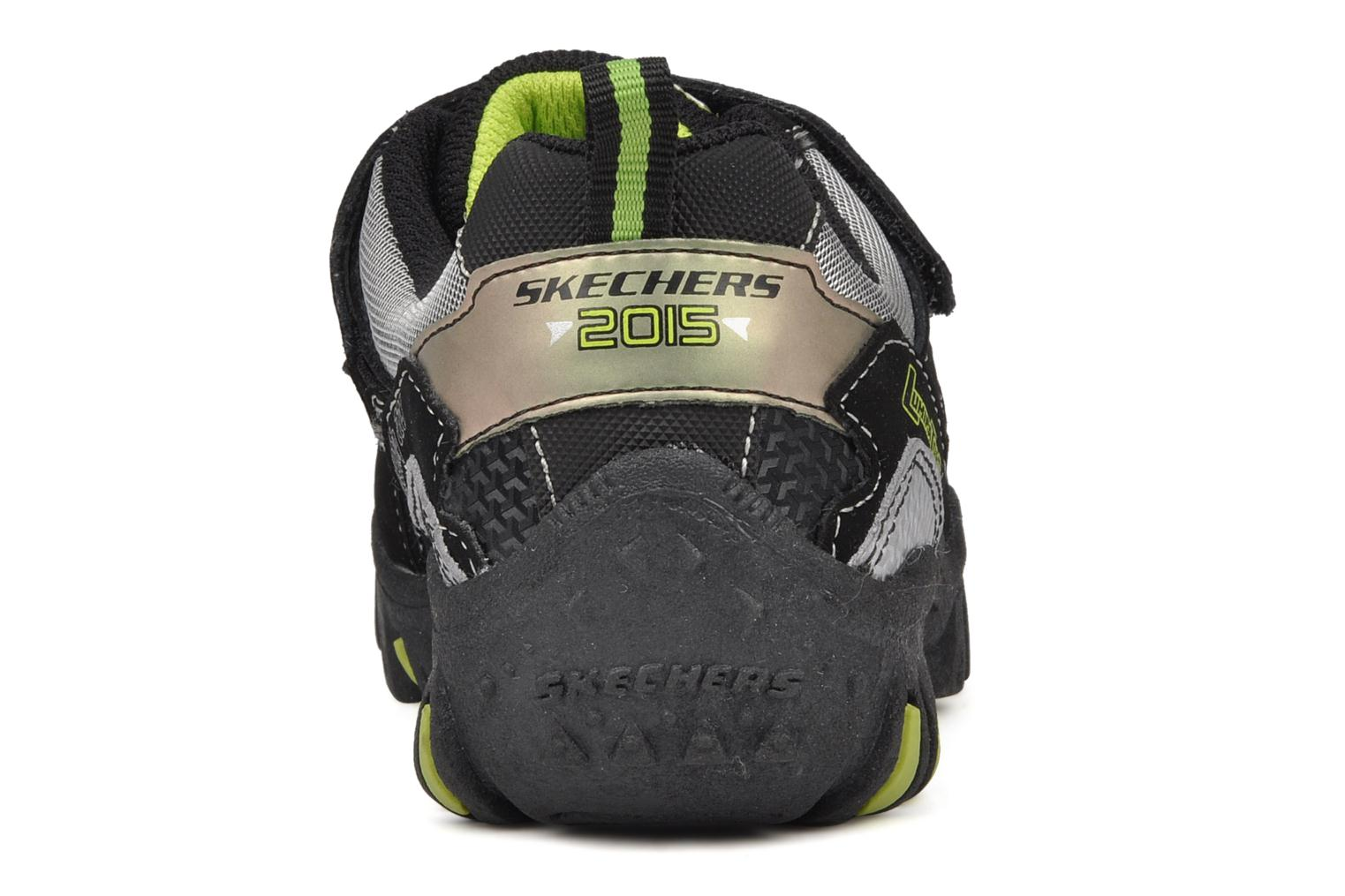 Trainers Skechers Spaceship Black view from the right