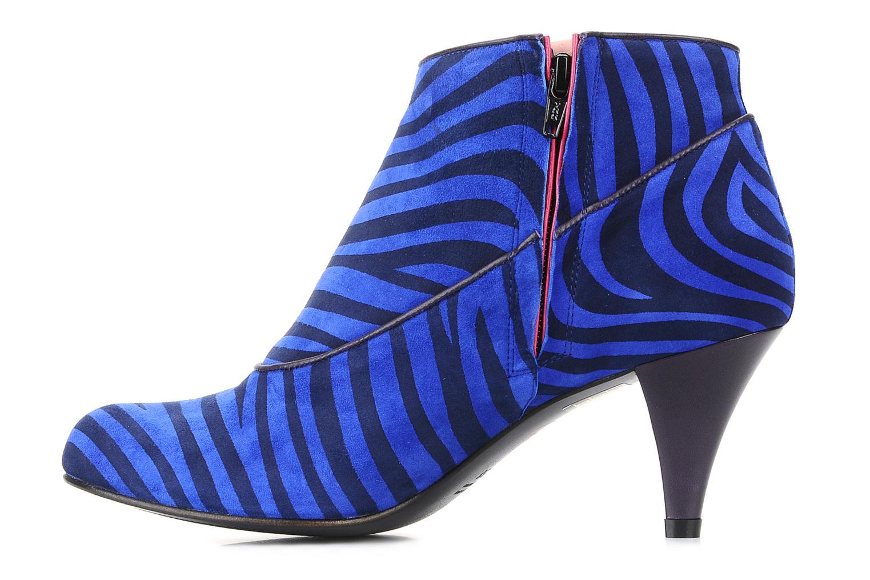 Bottines et boots Annabel Winship Famous Bleu vue face
