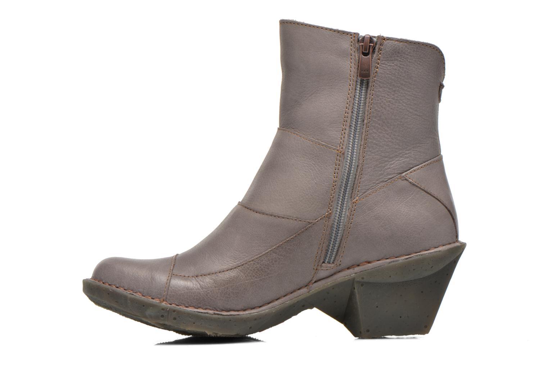 Bottines et boots Art Oteiza 621 Gris vue face