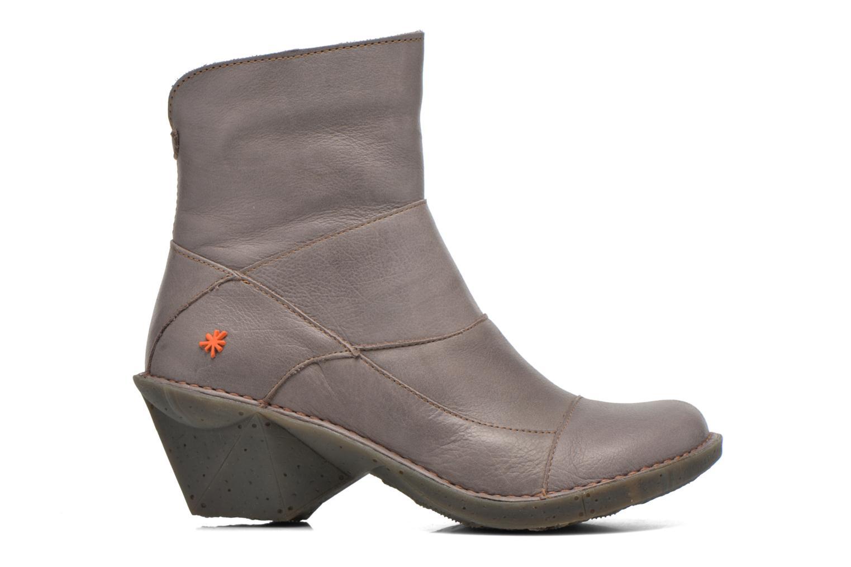 Bottines et boots Art Oteiza 621 Gris vue derrière