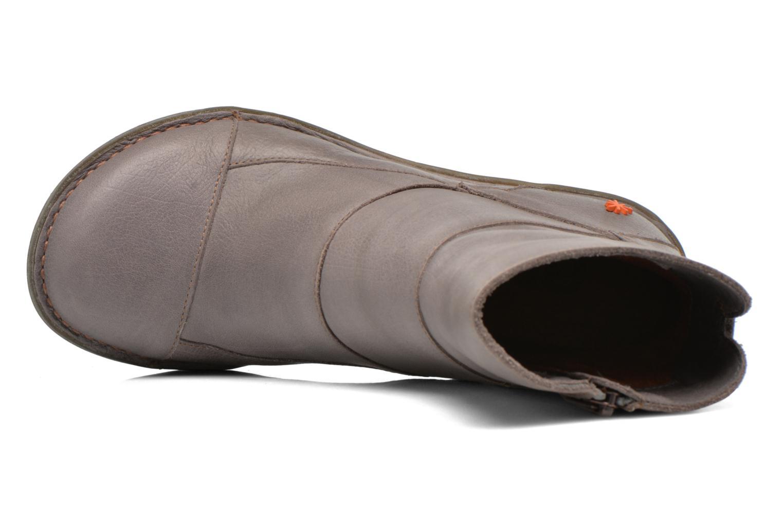 Bottines et boots Art Oteiza 621 Gris vue gauche