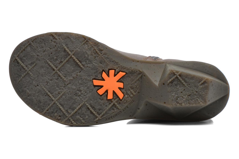 Bottines et boots Art Oteiza 621 Gris vue haut