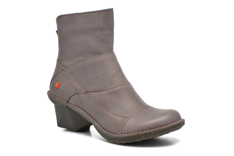 Bottines et boots Art Oteiza 621 Gris vue détail/paire