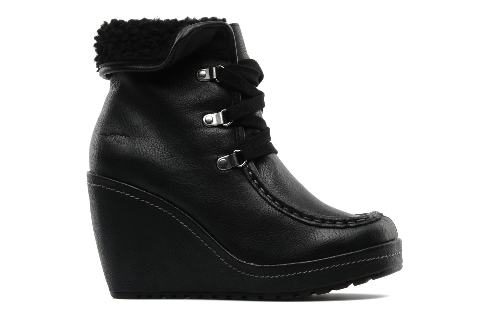 Ankle boots Rocket Dog Bonfire Black back view