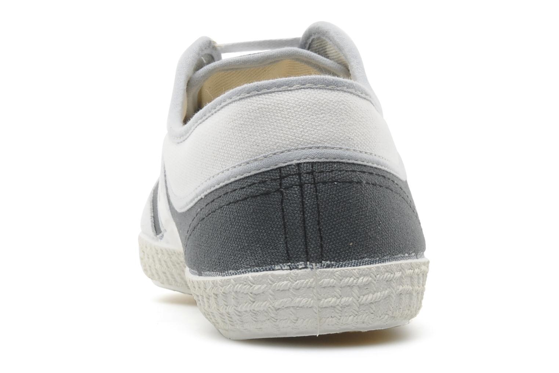 Sneakers kawasaki Kawasaki Bicolore M Bianco immagine destra