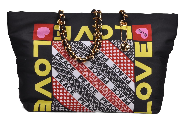 Handtaschen Love Moschino Charming bag shopper mehrfarbig detaillierte ansicht/modell