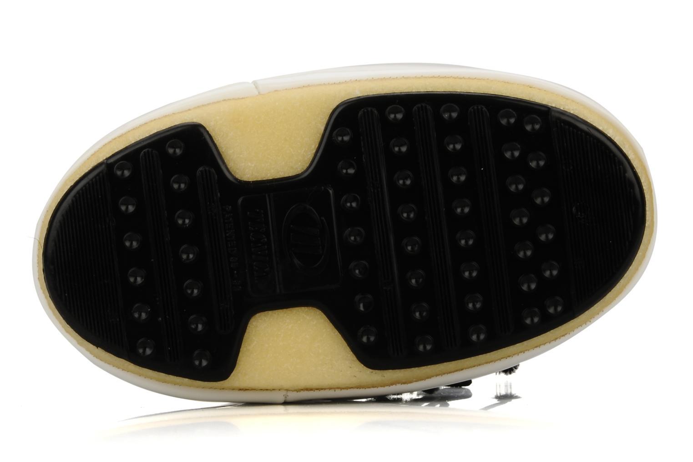 Chaussures de sport Moon Boot Vinil Blanc vue haut