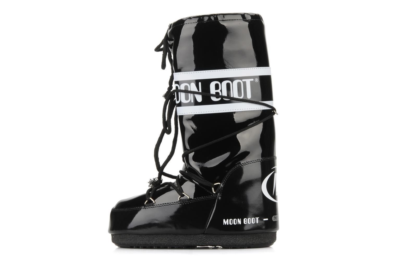 Chaussures de sport Moon Boot Vinil Noir vue face