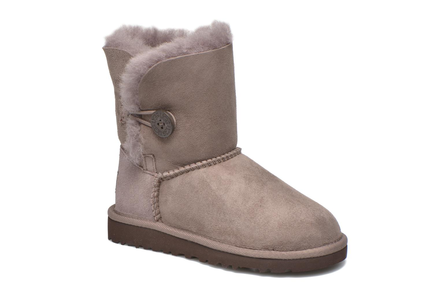 button Grey Kid's bailey UGG Stormy EwRqzwS