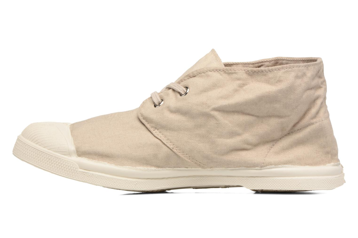 Trainers Bensimon Nils h Beige front view