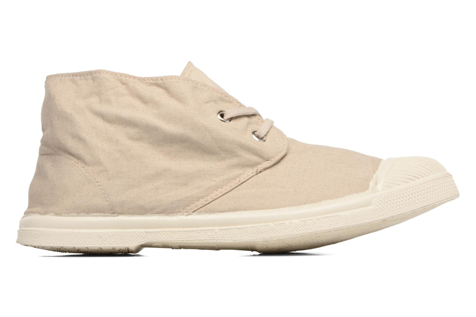 Trainers Bensimon Nils h Beige back view