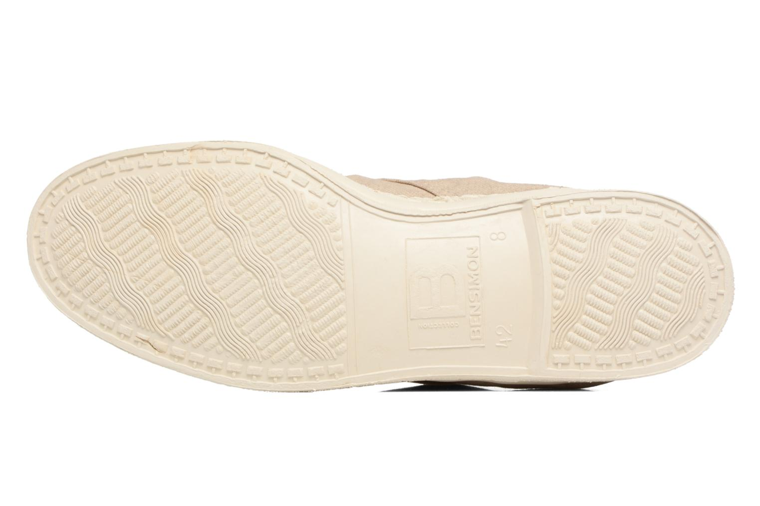 Trainers Bensimon Nils h Beige view from above
