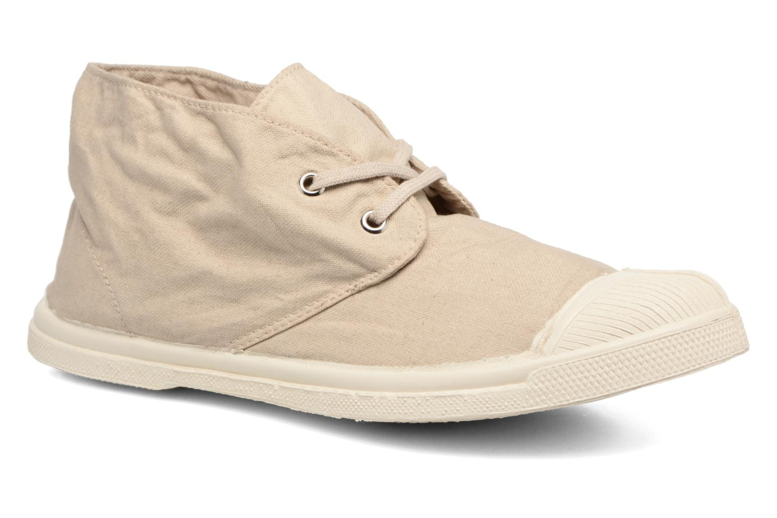 Trainers Bensimon Nils h Beige detailed view/ Pair view