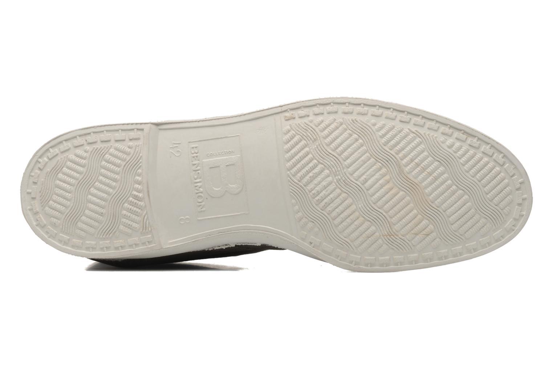 Sneakers Bensimon Nils h Marrone immagine dall'alto