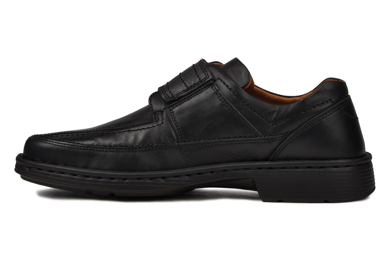 Chaussures à scratch Josef Seibel Bradfjord 06 Noir vue face