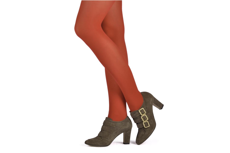 Bottines et boots Avril Gau Flash Gris vue bas / vue portée sac