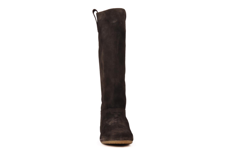 Bottes Acebo's 5518 Marron vue portées chaussures