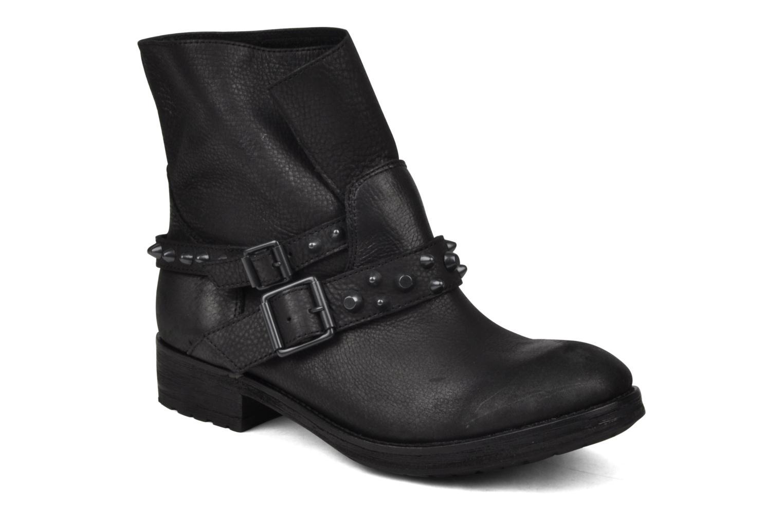Bottines et boots Ash Reverso bis Noir vue détail/paire