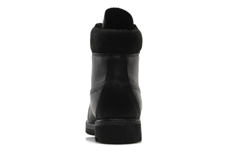 Bottines et boots Timberland 6in premium boot Noir vue droite