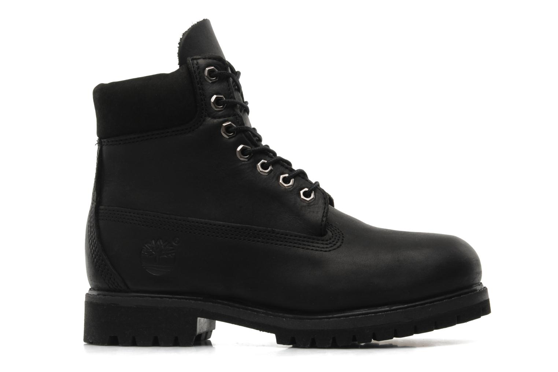 Bottines et boots Timberland 6in premium boot Noir vue derrière