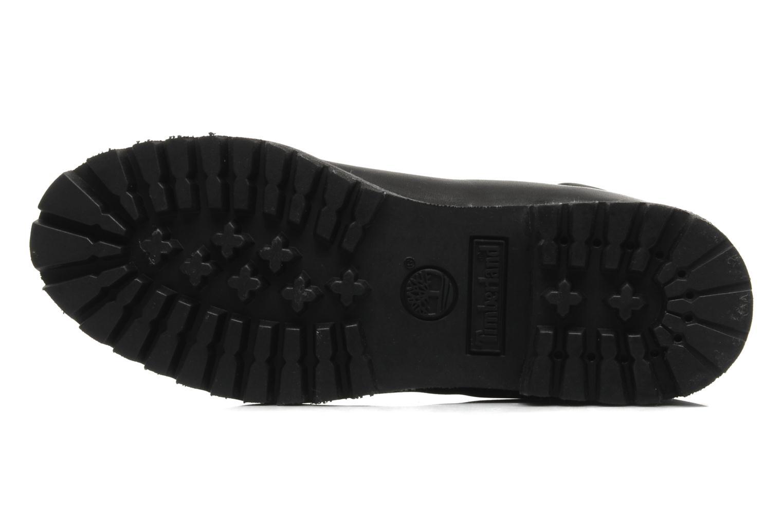 Stiefeletten & Boots Timberland 6 inch premium boot schwarz ansicht von oben