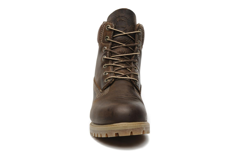 Stiefeletten & Boots Timberland 6 inch premium boot braun schuhe getragen