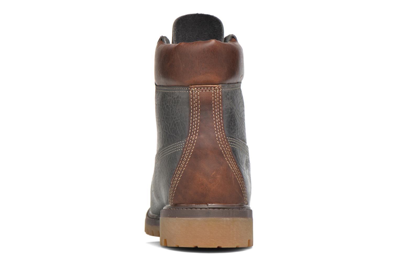 Stiefeletten & Boots Timberland 6 inch premium boot grau ansicht von rechts