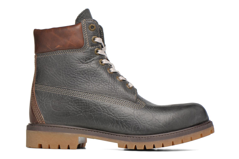 Stiefeletten & Boots Timberland 6 inch premium boot grau ansicht von hinten