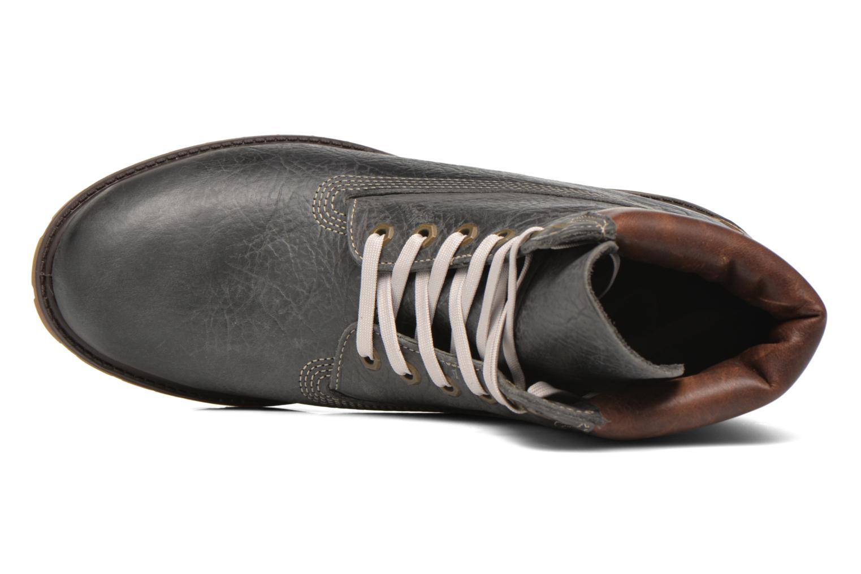 Stiefeletten & Boots Timberland 6 inch premium boot grau ansicht von links