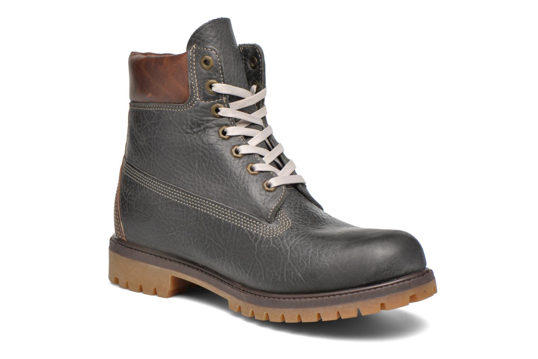 Bottines et boots Timberland 6in premium boot Gris vue détail/paire