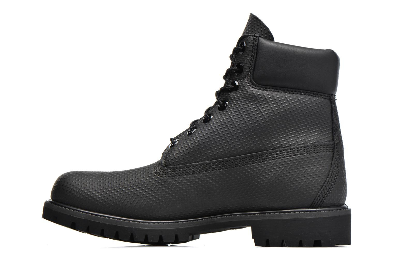 Bottines et boots Timberland 6in premium boot Noir vue face