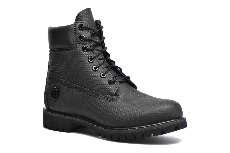 Bottines et boots Timberland 6in premium boot Noir vue détail/paire