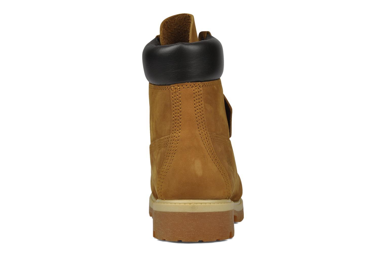 Botines  Timberland 6in premium boot Beige vista lateral derecha