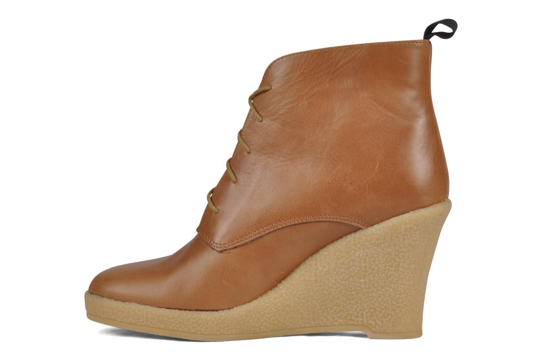 Bottines et boots Mellow Yellow Ibizenca Marron vue face