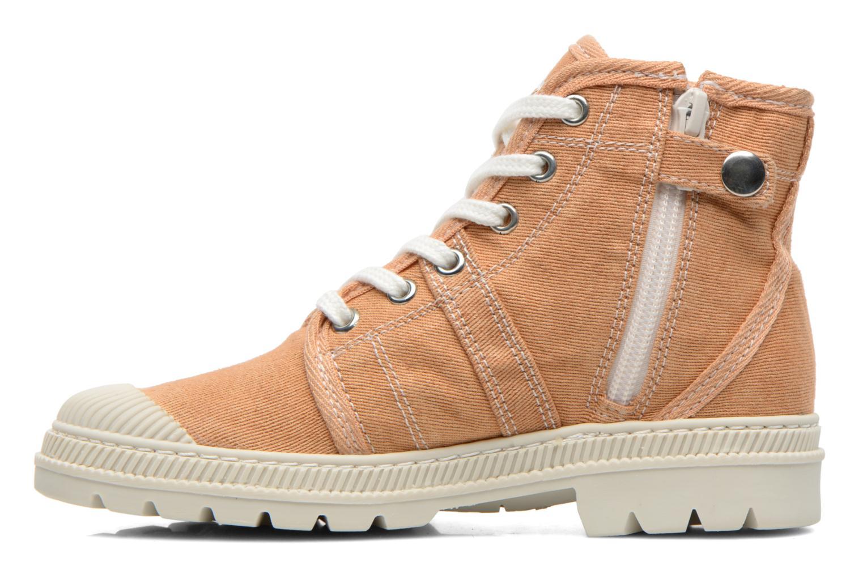 Boots en enkellaarsjes Pataugas Authentique E Oranje voorkant