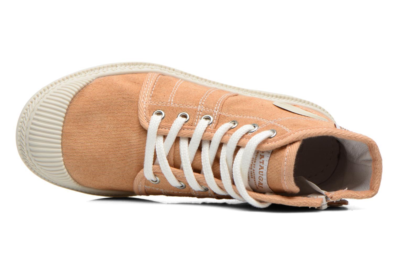 Boots en enkellaarsjes Pataugas Authentique E Oranje links