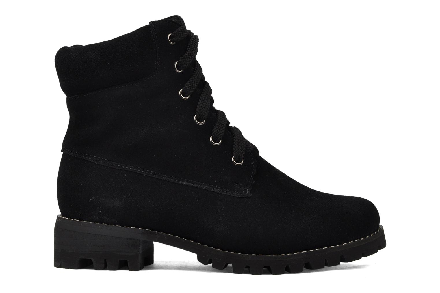 Ankle boots Rose & Martin Mya Black back view