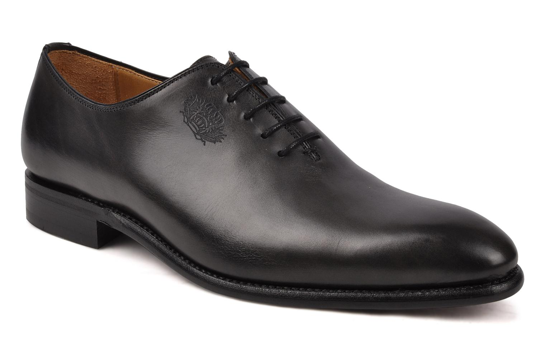 Schnürschuhe Finsbury Kendal grau detaillierte ansicht/modell