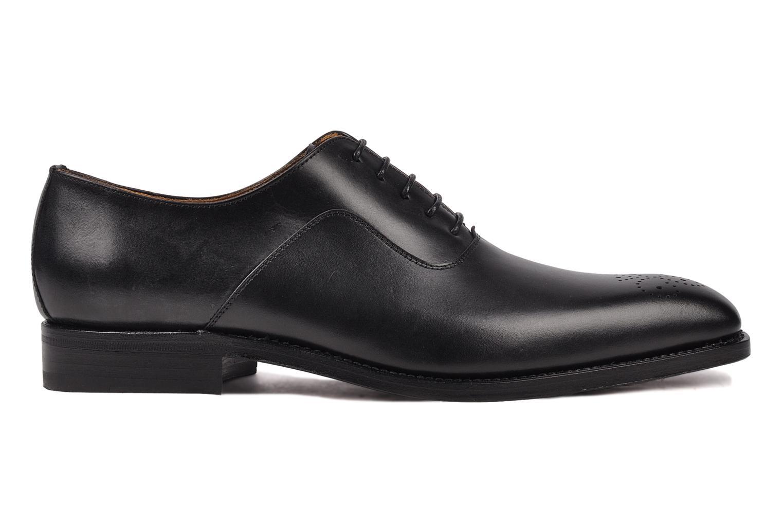 Chaussures à lacets Finsbury Harlow Noir vue derrière