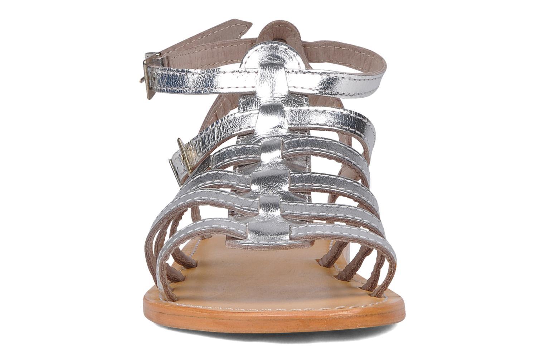 Sandalen Les Tropéziennes par M Belarbi Hic Zilver model