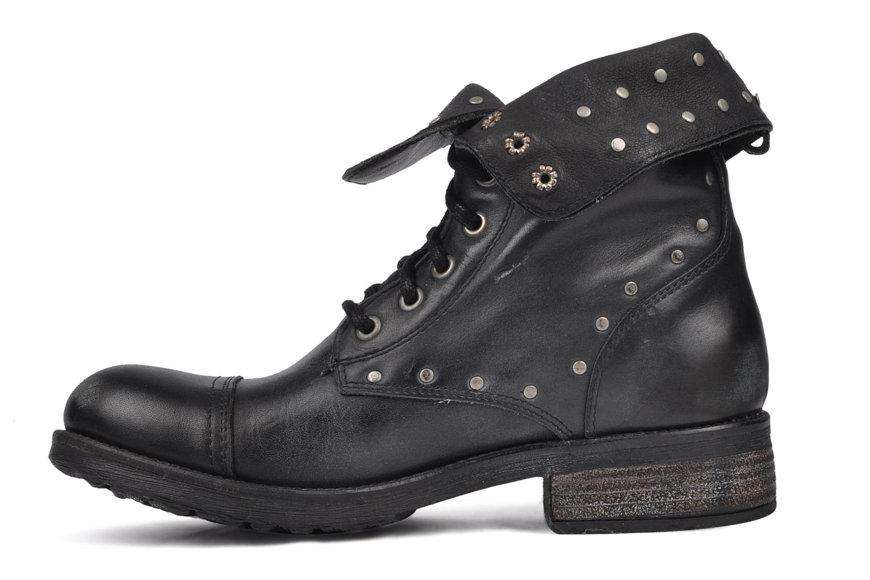 Bottines et boots Koah Karina Noir vue face