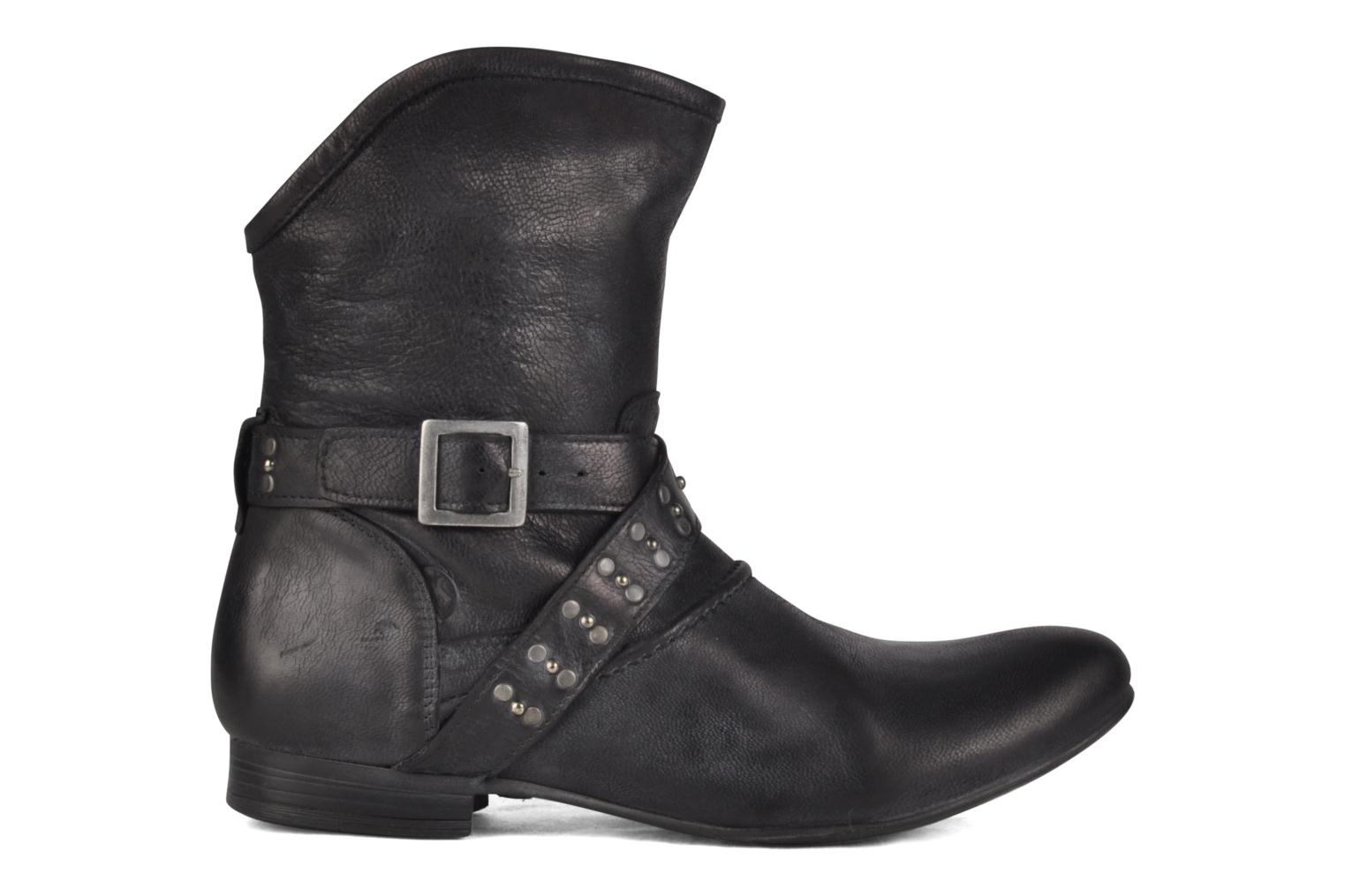 Ankle boots Koah Kristy Black back view
