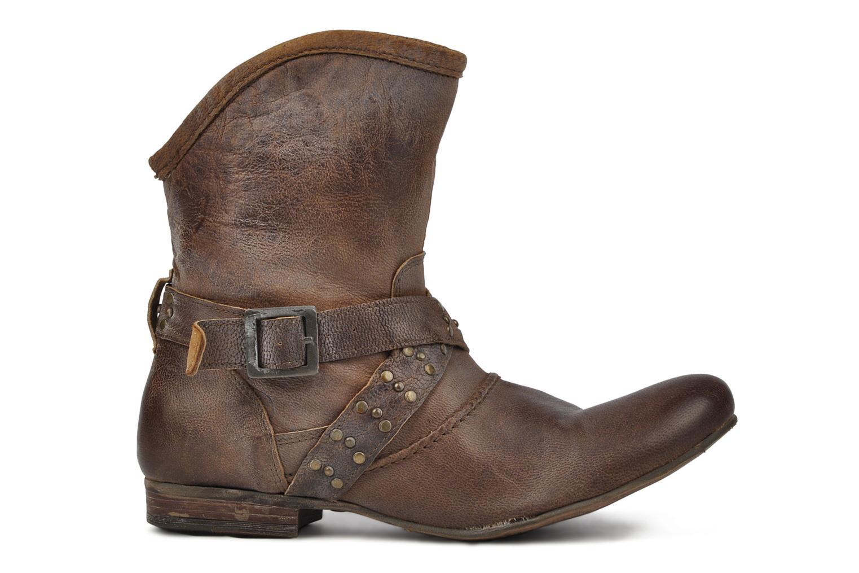 Boots en enkellaarsjes Koah Kristy Bruin achterkant