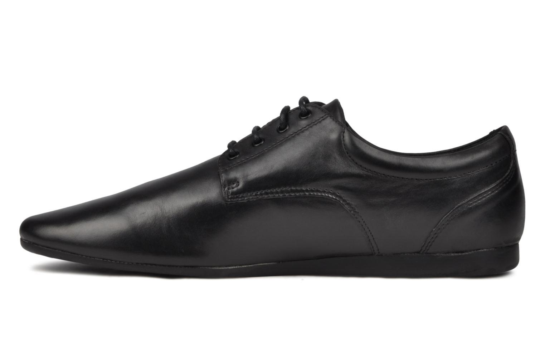 Chaussures à lacets Schmoove Fidji New Derby Noir vue face