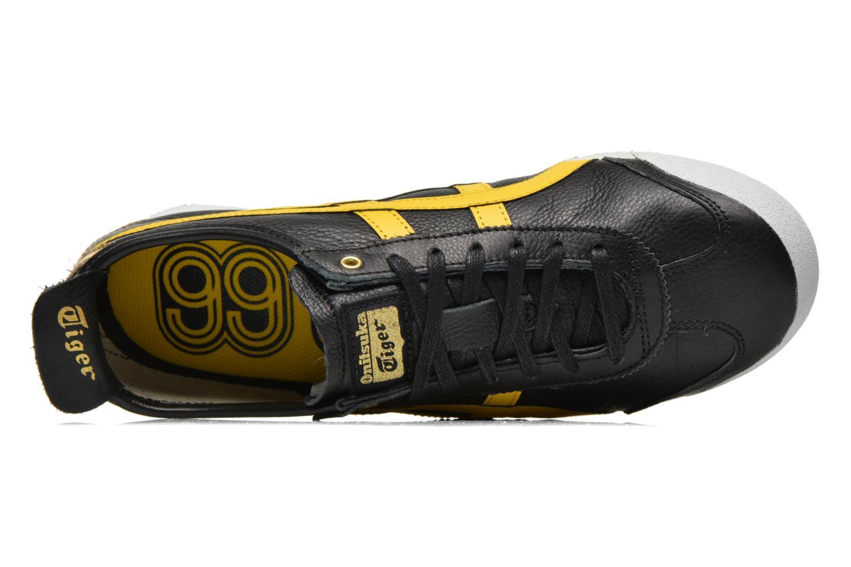 Sneaker Onitsuka Tiger Mexico 66 M schwarz ansicht von links